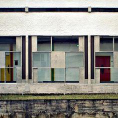 Sainte Marie de La Tourette - Le Corbusier #GISSLER #interiordesign