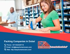 packing companies in dubai, house shifting in sharjah · Packing and Removal Services In Dubai. visit- http://www.easyhomemovers.com/