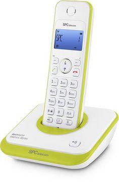 Telefono dect Telecom 7243 verde #tecnologia #ofertas #ordenadores #tablet