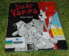 Dear Vampa by RossCollins