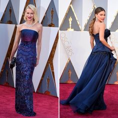 MEUS LOOKS PREFERIDOS DO RED CARPET DO OSCAR 2016