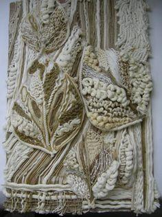 Снова интернет-находка: художник по текстилю из ЕгиптаAmany Soliman (к сожалению, не нашла ее сайта): Очень ...