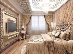 Antonovich design - royal bedroom 2