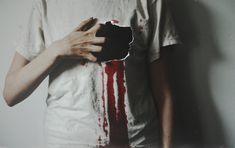 Heartbroken II by TheFoxAndTheRaven.deviantart.com on @DeviantArt