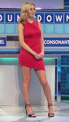 Rachel Riley is incredibly sexy. Truely an amazing women. Rachel Riley Bikini, Rachel Riley Legs, Sexy Older Women, Sexy Women, Rachel Riley Countdown, Racheal Riley, Talons Sexy, Tv Girls, Sexy Legs And Heels