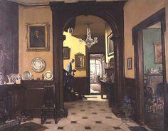Frederick William Elwell - My Neighbour's House.