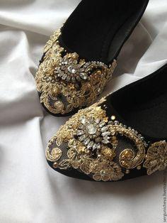 """Купить Балетки""""Тime Gatsby""""в стиле DG - великий гетсби, великий гэтсби, красивая обувь"""