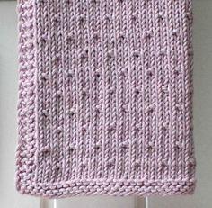 31 x 31 cm. Knitting Patterns Free, Free Knitting, Baby Knitting, Crochet Patterns, Easy Crochet, Knit Crochet, Knit Dishcloth, Crochet Cardigan Pattern, Barbie Patterns