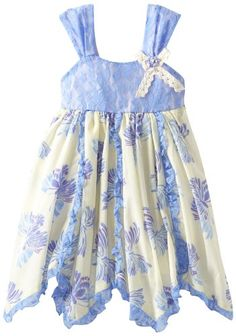Rare Editions Girls 2-6X Butterfly Print Lace Bodice Dress, Peri/Cream, 2T Rare Editions,http://www.amazon.com/dp/B00A8F9AE4/ref=cm_sw_r_pi_dp_fYx-sb128E91FG6T