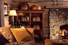 R-R Ranch - Fishing Cabin - Architect Portfolio | Miller Architects