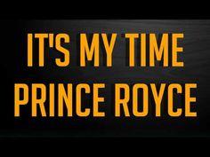 warm up.............  Prince Royce - It's My Time (Letra en descripción)