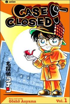 50 Manga Titles Every Library Should Own: Case Closed