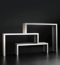 contemporary modular metal shelf BABILONIA BIG AL by M.Peregalli ZEUS