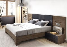 Contemporary home furnishings design? Is it not astounding, popular is great very within the appropriate style, but contemporary furniture looks dashing. Modern Bedroom Furniture, Bed Furniture, Furniture Design, Cama King, Cama Queen, Bedroom Sets, Home Bedroom, Bedroom Decor, Bedding Sets