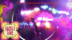 Holi One Costa Rica 2015 (Playa Brasilito, Guanacaste) - Big Burn (GoPro...