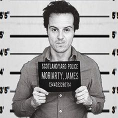 Moriarty was real. I believe in Sherlock Holmes. Sherlock Holmes, Sherlock Fandom, Benedict Cumberbatch, James Moriarty, Mrs Hudson, Benedict And Martin, Sherlolly, Andrew Scott, Arthur Conan Doyle