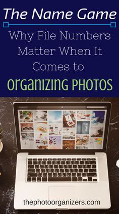 The Name Game: Why File Numbers Matter When It Comes to Organizing Photos - organisation - Photography Tips, Photography Camera, Iphone Photography, Photography Challenge, Photography Tutorials, White Photography, Walmart Photography, Computer Photography, Portrait Photography