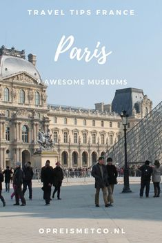 The museums in Paris are some of the best museums in the world and definitely worth a visit. In this article, I'll share 9 favorites. Some of them can be visited virtually! Paris France Travel, Paris Travel Guide, Europe Travel Tips, European Travel, Ways To Travel, Best Places To Travel, Cool Places To Visit, Europe Destinations, Amazing Destinations