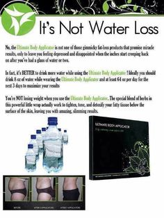 Must READ--->Great way to lose inches in as little as 45 minutes! Can be used on several trouble areas to include chin, waist, love handles, thighs, and arms;) Visit my secure website to check it out at http://cutthefat.myitworks.com or shoot me an email at sherrisaf@yahoo.com