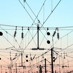 sunset wires
