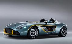 If the past comes knocking at your door, learn from it and make the present the best you can.   [Aston Martin CC100 Speedster Concept]