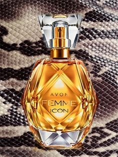 Femme Icon Avon - a fragrance for women, belongs to a group of floral fruity fragrance. This is a new fragrance, Femme Icon released in 2015. 2015 Release.
