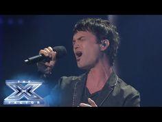 Jeff Gutt sang '' Say you, Say Me '' @The X Factor USA 2013 TOP 13 Motown week