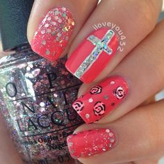 Love this design... especially the touch of religious beliefs. -Kelly Thach(: