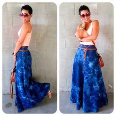 DIY Denim Skirt Using Burda 7283...    Just requested one... *keepin fingers crossed*