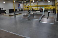 Kroc Centre Skatepark (San Diego, California USA) #skatepark #skate #skateboarding #skatinit #skateparkreview