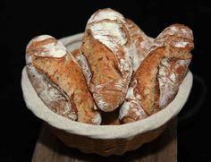 bernd's bakery: Bio-Morgenbrötchen / Organic Breakfast Rolls