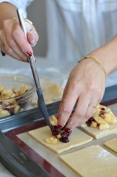 Apple hand pie recip