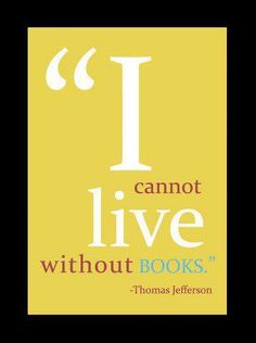 Me neither!! :) Even though I have a Kindle and an iPad, I'd rather hold a book and turn the pages!!