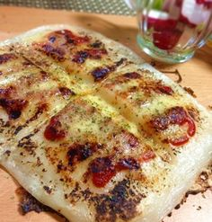 【スパイス大使】お餅アレンジ!「お餅のPIZZA風」ピザソースがなくても簡単美味♪