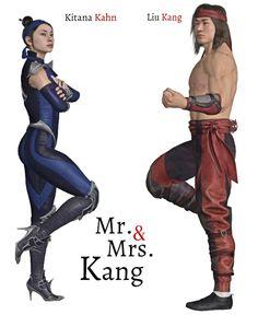 Liu Kang And Kitana, Kitana Mortal Kombat, Tomb Raider Cosplay, Mileena, Shall We Date, King Of Fighters, Princess Mononoke, Gurren Lagann, Comic Games