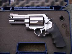 New toy Smith & Wesson 500 S.