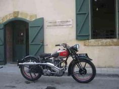 The Cyprus classic motorcycle museum, nicosia