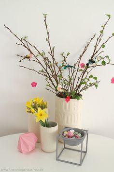 The Vintage Hausfrau: God påske / Happy Easter