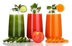 "Have you ever done a juice fast? If not, you may want to consider it. We've learned that ""fasting for three days can regenerate your entire ..."