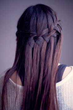 Can someone just do this to my hair everyday please and thank you