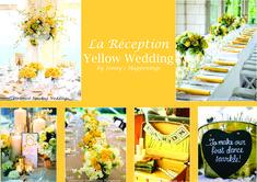 si vous rêvez d'un #mariage #solaire, sous les sunlights des #tropiques.... mais en Belgique (et oui!), le meilleur remède est une #décoration dédiée au #jaune ! Avec le #bleu clair, il vous donnera l'impression d'être déjà à la #plage :D Cette épingle est dédiée à la réception. #jennyshappenings #weddingplanner #eventplanner