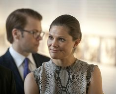 Princess Victoria - HRH Crown Princess Victoria Of Sweden And Prince Daniel On Germany Visit - Day 3