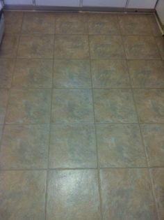 Old tough to clean grout lines. | Tile and Grout Cleaning Sealing ...