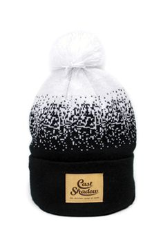 Faded Beanie by Cast Shadow