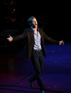 Neil Patrick Harris Photo: Company - On Stage Neil Patrick Harris, Theatre Geek, Himym, How I Met Your Mother, The Magicians, Comedians, Musicals, Stage, Films