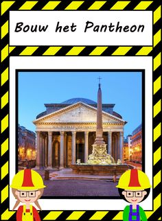 Bouw het Pantheon