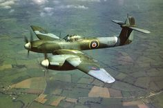The Westland Whirlwind was a British twin-engined heavy fighter developed by Westland Aircraft. It was the Royal Air Force's first single-seat, twin-engined, cannon-armed fighter, and a contemporary of the Supermarine Spitfire and Hawker Hurricane