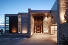 Parthenon Place Residence by Schmidt Architecture