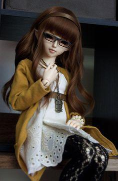 My favorite girl by Glowbee.deviantart.com on @deviantART
