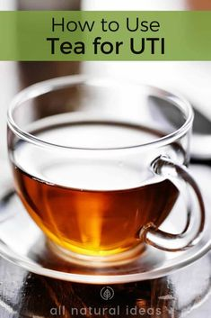 Apple Cider Vinegar Remedies How to use tea for UTI - Drinking tea sounds simple enough, but can it really relieve a painful urinary tract infection? What does the research say about tea for UTI? Natural Remedies For Uti, Uti Remedies, Herbal Remedies, Home Remedies For Uti, Health Remedies, Apple Cider Vinegar Remedies, Apple Cider Vinegar Detox, Cranberry Juice For Uti, Best Herbal Tea